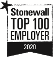 Stonewall Diversity Champion award